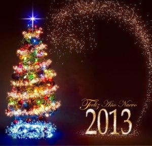 postal-de-Navidad-con-pinito-y-luces-de-colores-con-mensaje-de-feliz-a%25C3%25B1o-nuevo-2013